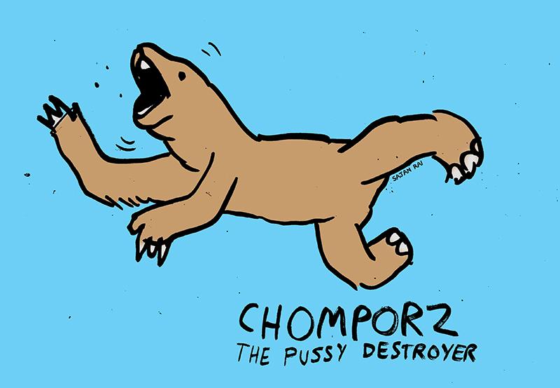 Chomporz