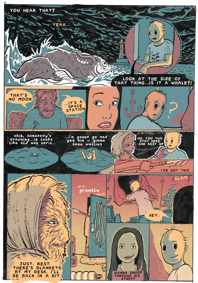 Petty Beach, Page 8