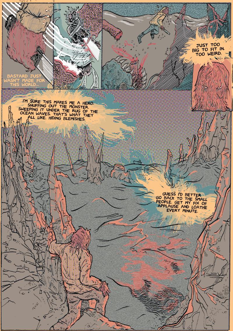 Petty Beach, page 10