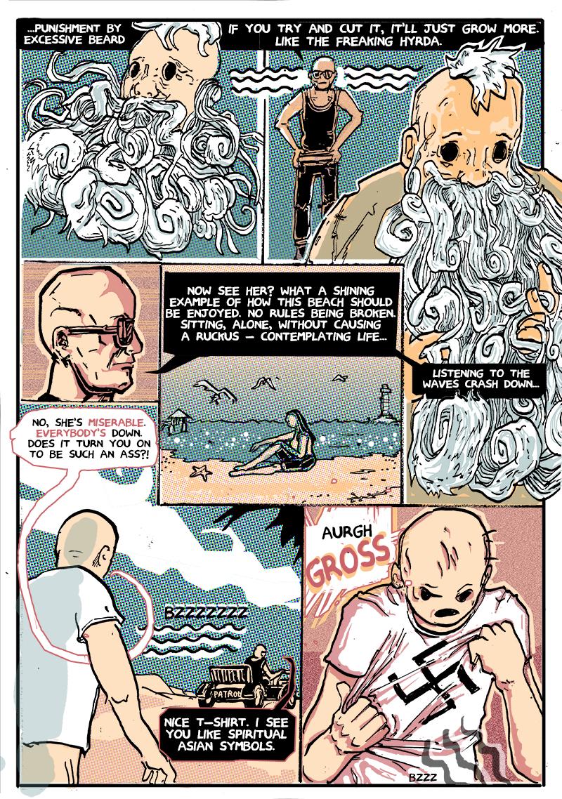 Petty Beach, Page 16