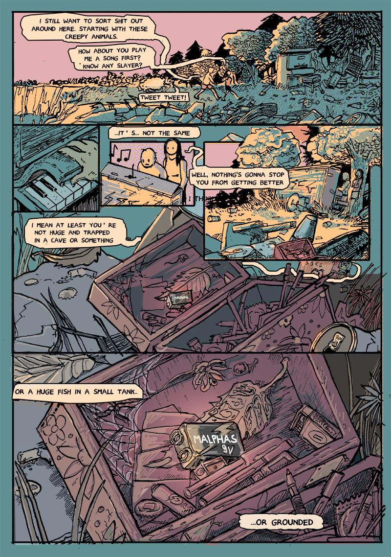 Petty Beach, page 26