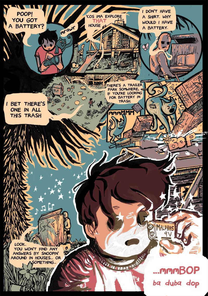 Petty Beach 2, Page 3